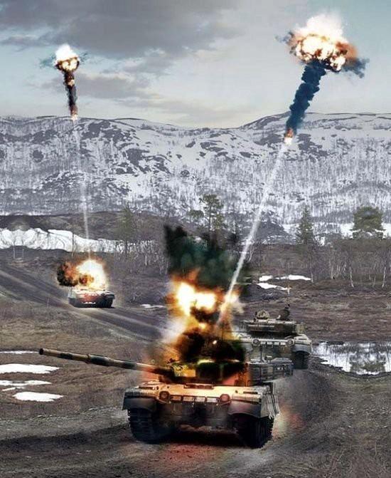 """Dự đoán những đặc điểm của xe tăng bí mật thế hệ 4 """"Armata"""" T -14 ảnh 13"""