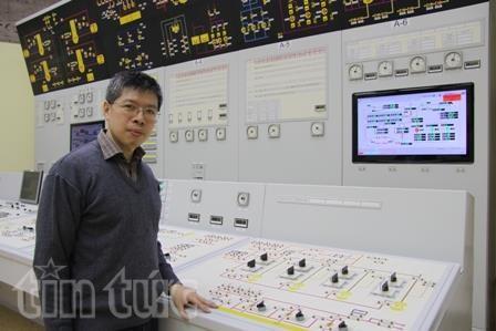 Ấn tượng công nghệ hạt nhân Nga ảnh 1
