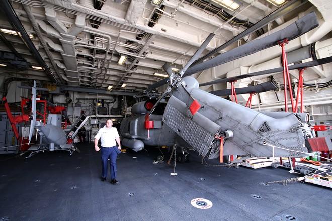 Hai tàu khu trục của Mỹ cập cảng Đà Nẵng ảnh 6