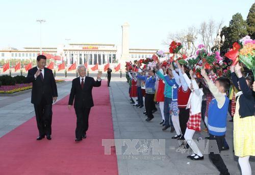 Duy trì đại cục quan hệ Việt-Trung ổn định tại Biển Đông ảnh 3