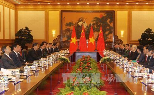 Duy trì đại cục quan hệ Việt-Trung ổn định tại Biển Đông ảnh 2