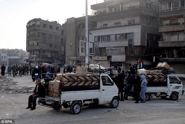 IS thảm sát người Palestine trong trại tị nạn Yarmourk ảnh 2