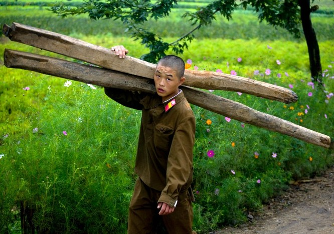 """Cuộc sống bên trong """"vương quốc bí ẩn"""" Triều Tiên ảnh 13"""
