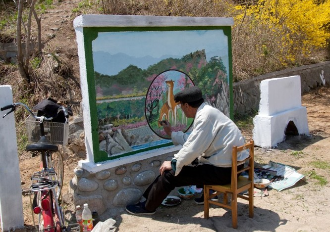 """Cuộc sống bên trong """"vương quốc bí ẩn"""" Triều Tiên ảnh 17"""