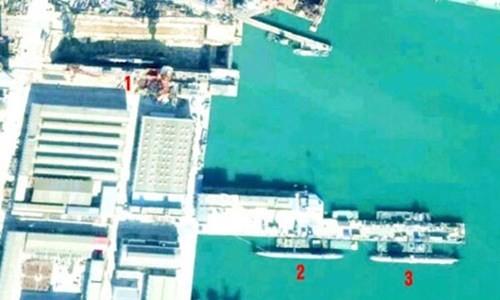 Trung Quốc đã hoàn thành xong 3 tàu ngầm hiện đại Type 093G ảnh 1