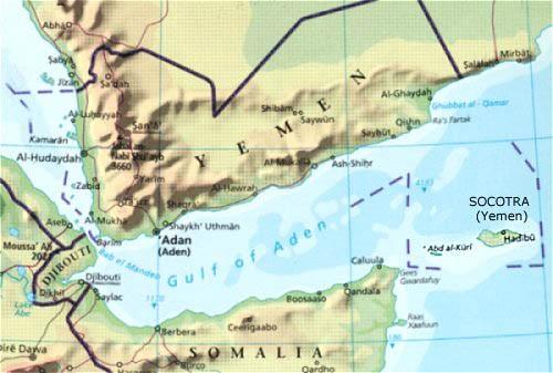 Yemen có gì khiến cả Mỹ và Trung Quốc đều chộn rộn? ảnh 1