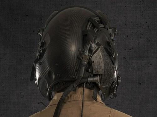 Mũ bay siêu hiện đại của phi công lái F-35 Lightning II ảnh 2