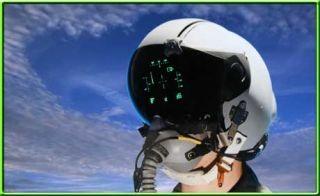 Mũ bay siêu hiện đại của phi công lái F-35 Lightning II ảnh 7