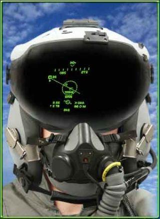 Mũ bay siêu hiện đại của phi công lái F-35 Lightning II ảnh 9