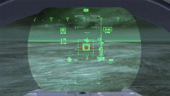 Mũ bay siêu hiện đại của phi công lái F-35 Lightning II ảnh 5