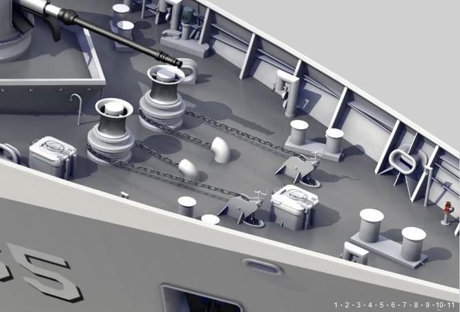 """""""Nội soi"""" bí mật siêu hạm SIGMA 9814 Việt Nam sắp trang bị ảnh 19"""