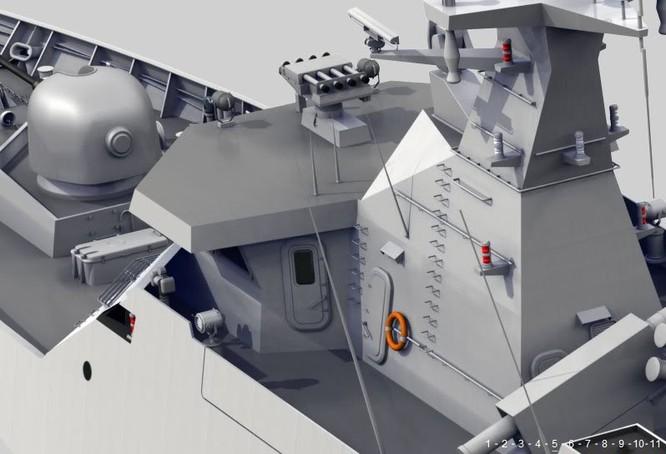 """""""Nội soi"""" bí mật siêu hạm SIGMA 9814 Việt Nam sắp trang bị ảnh 18"""