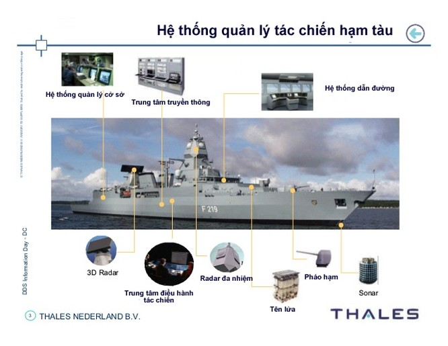 """""""Nội soi"""" bí mật siêu hạm SIGMA 9814 Việt Nam sắp trang bị ảnh 4"""