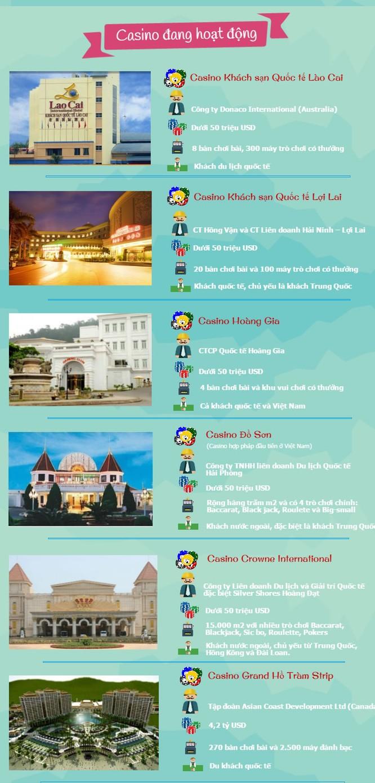 Bức tranh tổng quan về casino Việt Nam ảnh 2