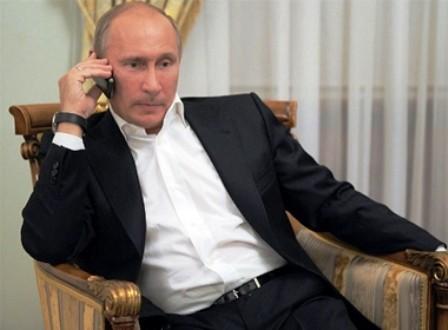 """Tổng thống Putin """"không dám"""" dùng điện thoại di động? ảnh 2"""