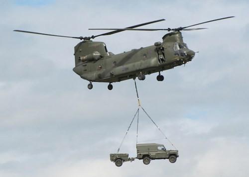Ấn Độ tìm cách hoàn thành thoả thuận mua Apache và Chinook từ Mỹ ảnh 1