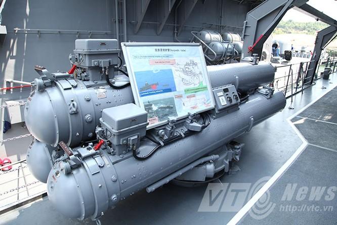 Hai tàu Lực lượng tự vệ biển Nhật Bản thăm Đà Nẵng ảnh 14
