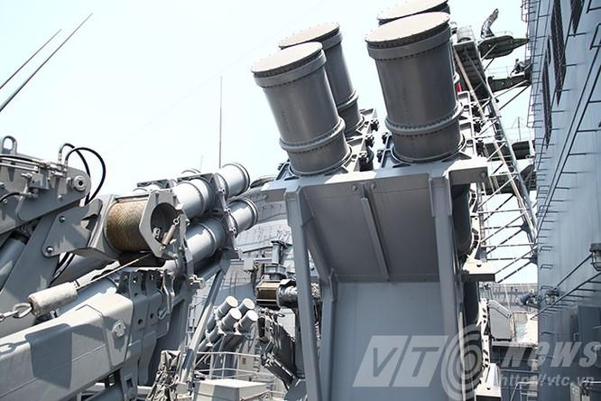 Hai tàu Lực lượng tự vệ biển Nhật Bản thăm Đà Nẵng ảnh 18