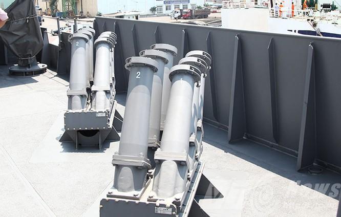 Hai tàu Lực lượng tự vệ biển Nhật Bản thăm Đà Nẵng ảnh 19