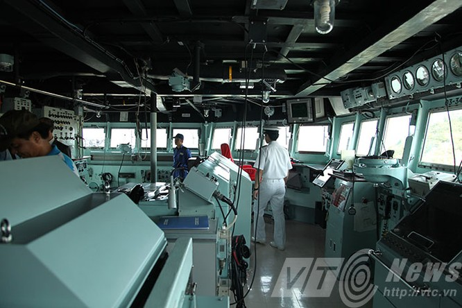 Hai tàu Lực lượng tự vệ biển Nhật Bản thăm Đà Nẵng ảnh 20