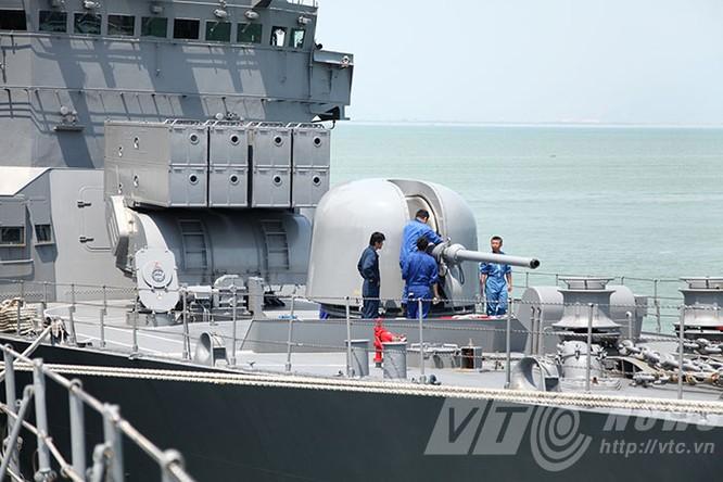 Hai tàu Lực lượng tự vệ biển Nhật Bản thăm Đà Nẵng ảnh 23