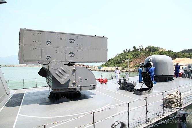 Hai tàu Lực lượng tự vệ biển Nhật Bản thăm Đà Nẵng ảnh 25