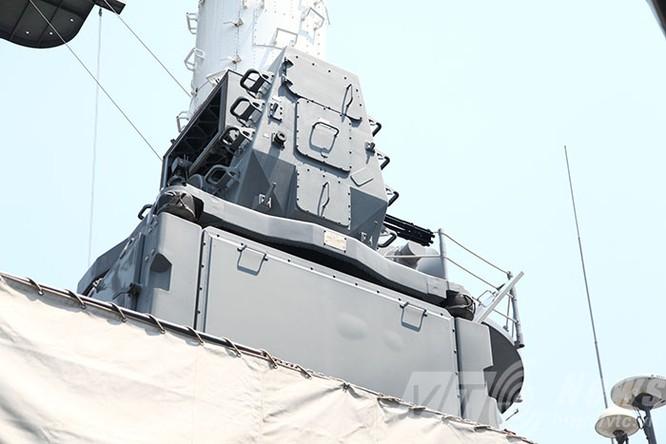 Hai tàu Lực lượng tự vệ biển Nhật Bản thăm Đà Nẵng ảnh 27
