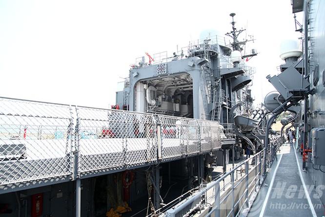 Hai tàu Lực lượng tự vệ biển Nhật Bản thăm Đà Nẵng ảnh 28