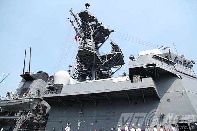 Hai tàu Lực lượng tự vệ biển Nhật Bản thăm Đà Nẵng ảnh 4