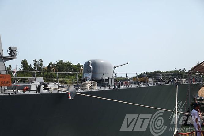 Hai tàu Lực lượng tự vệ biển Nhật Bản thăm Đà Nẵng ảnh 5