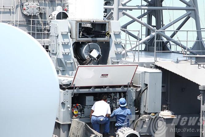 Hai tàu Lực lượng tự vệ biển Nhật Bản thăm Đà Nẵng ảnh 7