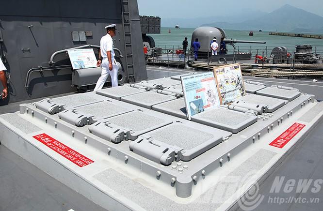 Hai tàu Lực lượng tự vệ biển Nhật Bản thăm Đà Nẵng ảnh 10