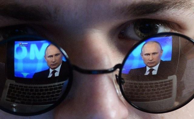 Đối thoại hóm hỉnh của ông Putin với người dân ảnh 4