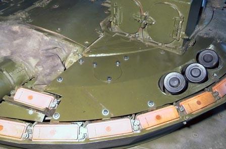 Tổ hợp bảo vệ tăng thiết giáp chủ động Arena-E ảnh 3