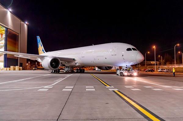 Vietnam Airlines sắp nhận Boeing 787-9 Dreamliner ảnh 4