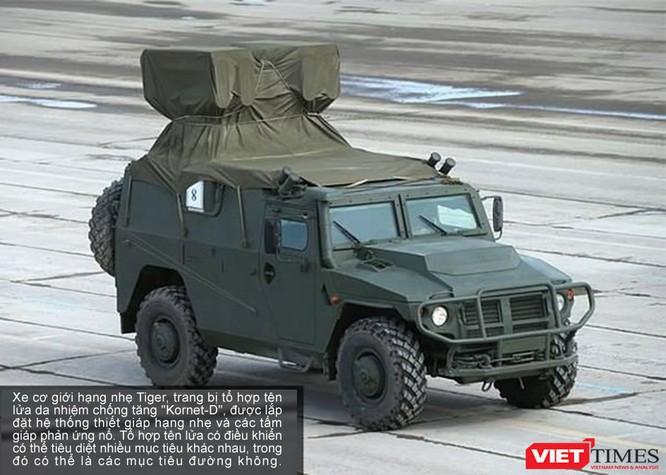 Siêu tăng Armata lần đầu xuất hiện chính thức ảnh 3