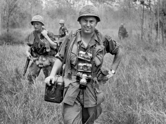 Những bức ảnh khốc liệt nhất về cuộc chiến của Mỹ tại Việt Nam ảnh 26