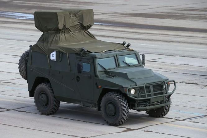 Nga khoe dàn vũ khí tối tân tham gia lễ duyệt binh Ngày Chiến thắng ảnh 2