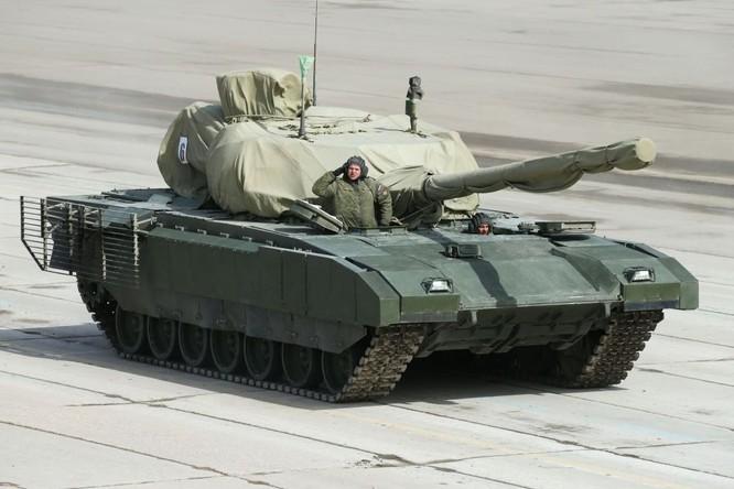 Nga khoe dàn vũ khí tối tân tham gia lễ duyệt binh Ngày Chiến thắng ảnh 4