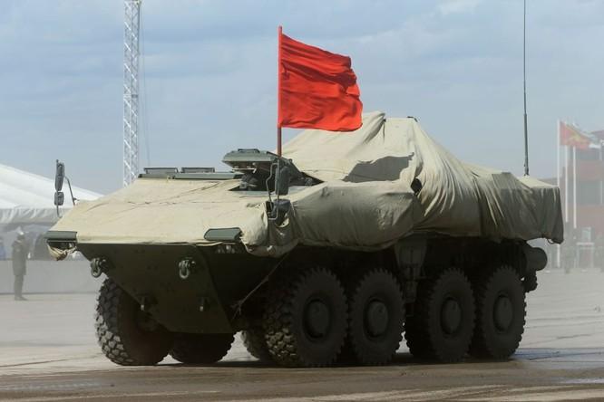 Nga khoe dàn vũ khí tối tân tham gia lễ duyệt binh Ngày Chiến thắng ảnh 6