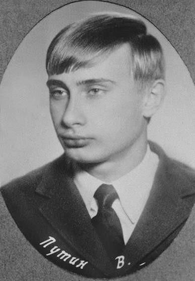 V.Putin - chỉ là người bình thường ảnh 3