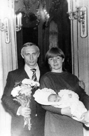 V.Putin - chỉ là người bình thường ảnh 9