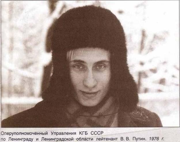 V.Putin - chỉ là người bình thường ảnh 7