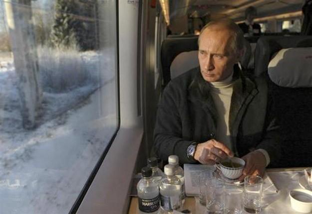 V.Putin - chỉ là người bình thường ảnh 12