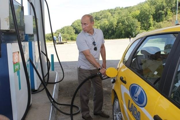 V.Putin - chỉ là người bình thường ảnh 17