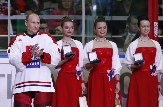 V.Putin - chỉ là người bình thường ảnh 18
