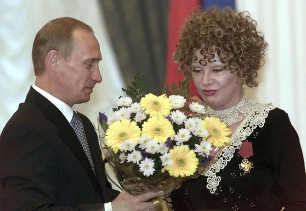 V.Putin - chỉ là người bình thường ảnh 24