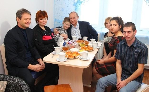 V.Putin - chỉ là người bình thường ảnh 25