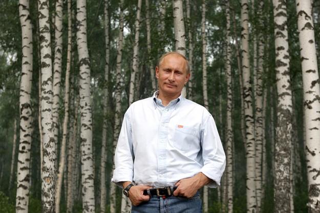 V.Putin - chỉ là người bình thường ảnh 28