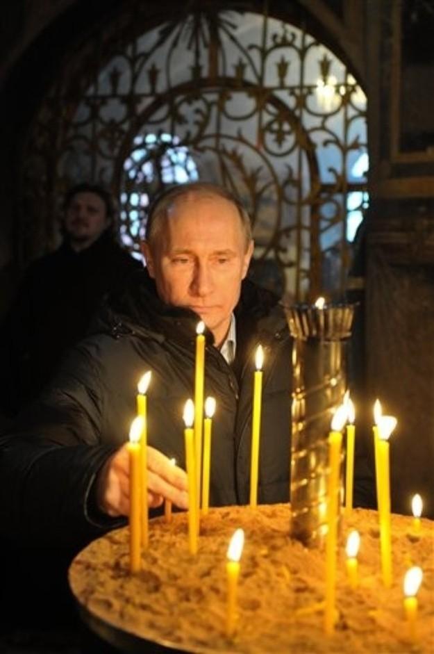 V.Putin - chỉ là người bình thường ảnh 29